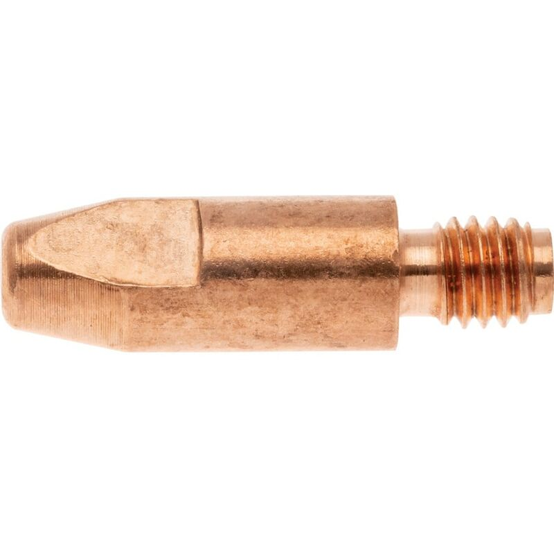 Image of 140.0242 Contact Tip 1.0M M STD-MB25/26/36- you get 5 - Abicor Binzel
