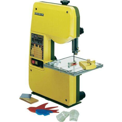 MBS 240/E - Micro-scie à ruban HT de coupe max 85 mm table 220 x 200 mm Proxxon