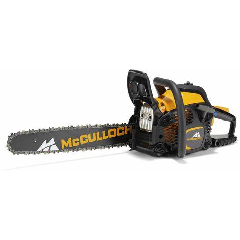 McCulloch CS50S Petrol 2-Stroke 50cc Chainsaw 46cm/18in