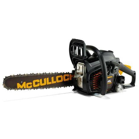 """MCCULLOCH Motosega a Scoppio (Husqvarna) CS 35 16"""" 35 cc Barra 40 cm Nero"""