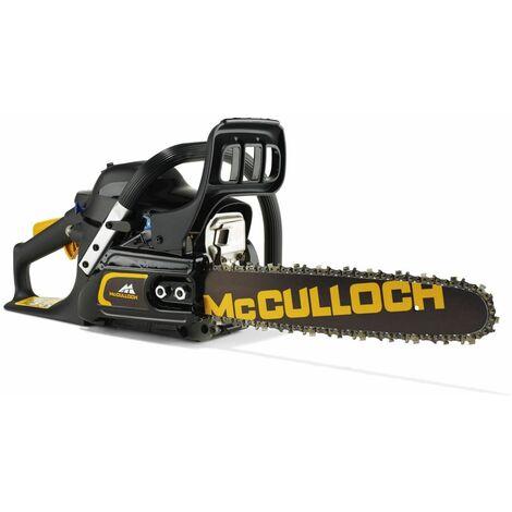 McCulloch Tronçonneuse à essence CS35S, noir/orange - 00096–76.247.14