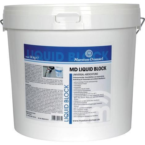 MD LIQUID BLOCK Eimer 14kg 4016673011751 Inhalt: 1