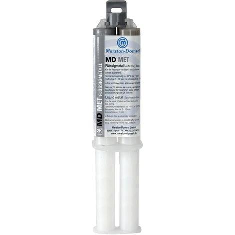 MD-MET metal líquido 1:1 doble inyección 25g
