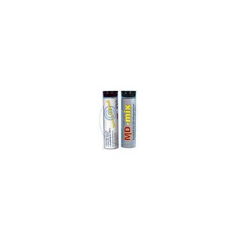 MD-MIX acier-, résine époxy kit de réparation