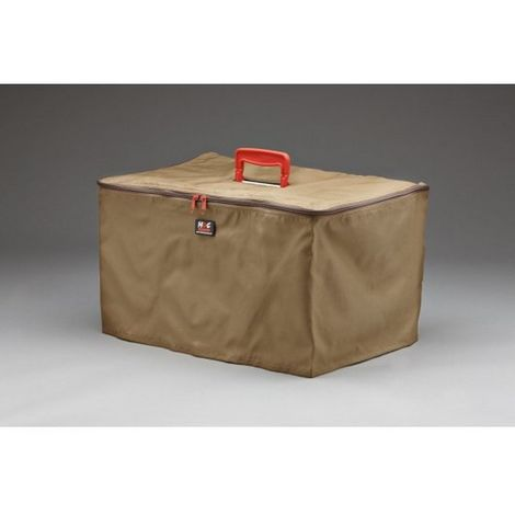 MDC Cat Carrying Basket Cover (One Size) (Beige)