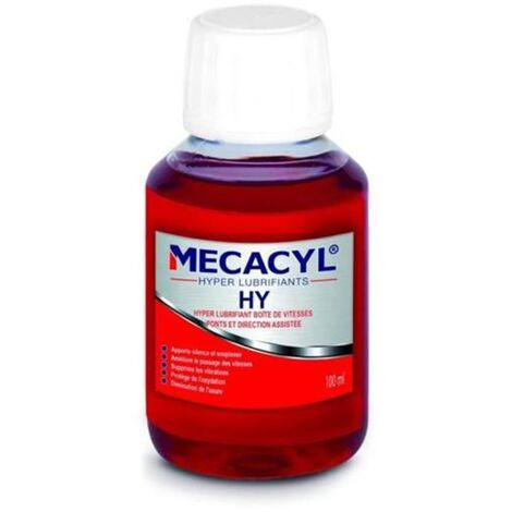MECACYL HY Hyper lubrifiant Boite de Vitesse Pont 100ml