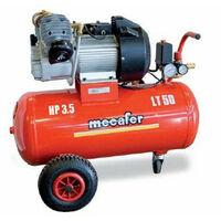 Mécafer - Compresseur lubrifié 3,5CV 50 litres