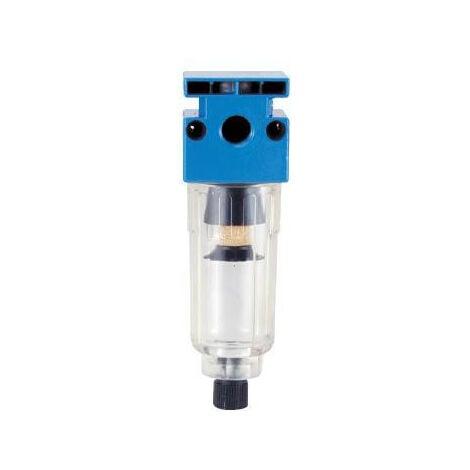 Mecafer - Filtre épurateur 10 microns avec sorties 1/4F