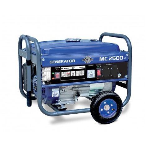 Mecafer - Groupe électrogène 2400W Système AVR + Kit transport - MC2500KT