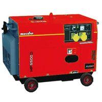 Mecafer - Groupe électrogène diesel 5000W (Triphasé) - MF 5500DT