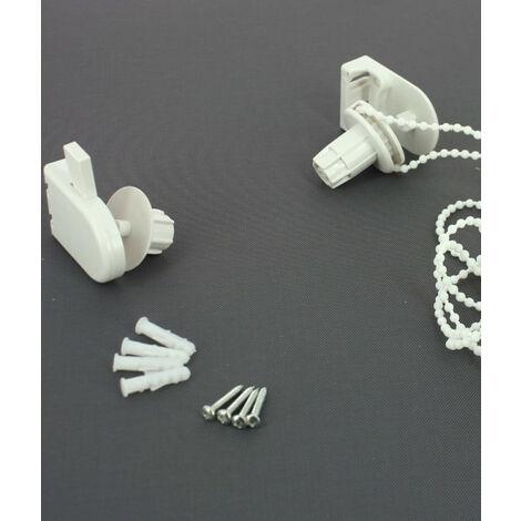 Mécanisme blanc pour Store Enrouleur tube Ø25mm