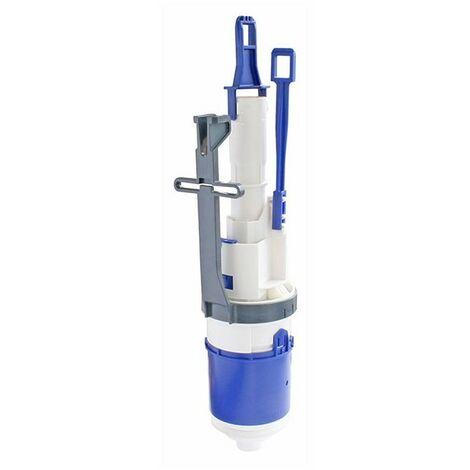 Mécanisme de chasse d'eau à étrier Geberit - Pour réservoir bâti support Duofix