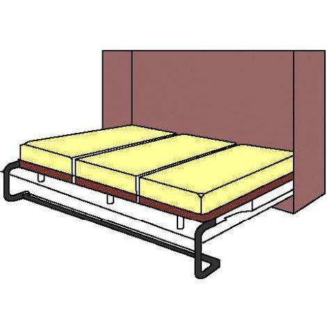 Mécanisme de lit abattant horizontal - PARDO