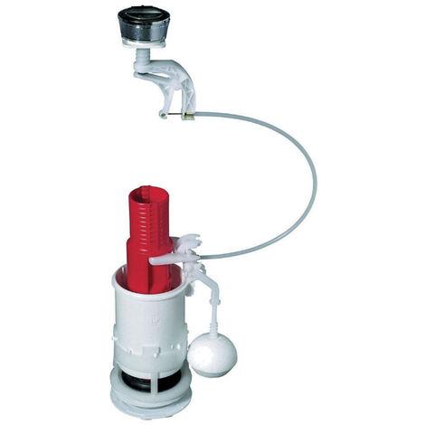 Mécanisme de WC double poussoir à câble - Wirquin - MWS00