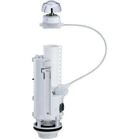 mecanismo de cisterna con pulsador de cable ahorro de agua 3/6 L