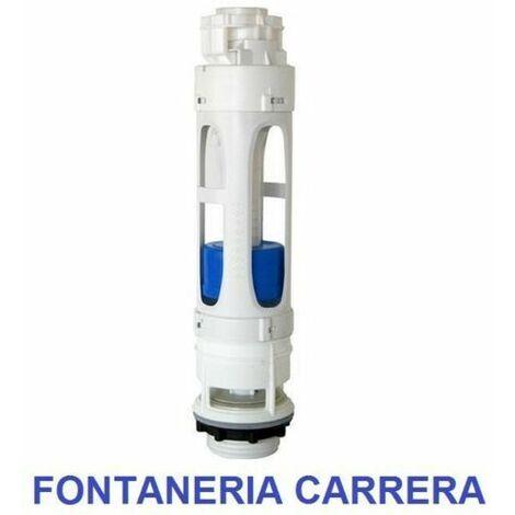 Mecanismo Descargador De Cisterna Roca Descarga Doble Dos Pulsadores Varillas Recortables