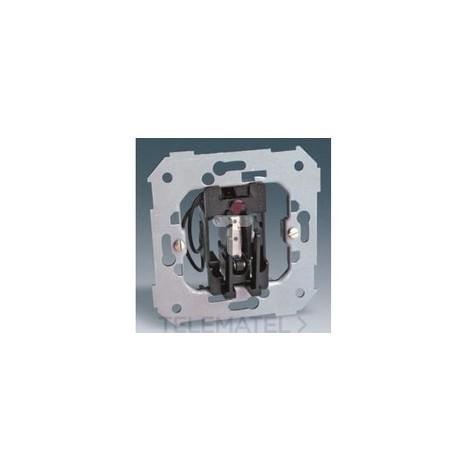 Mecanismo interruptor conmutador para tarjeta 2 microrruptor