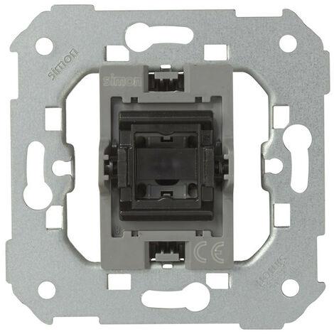 Mecanismo Interruptor Simple Conmutado SIMON 82 7700201 10 A - 10 A
