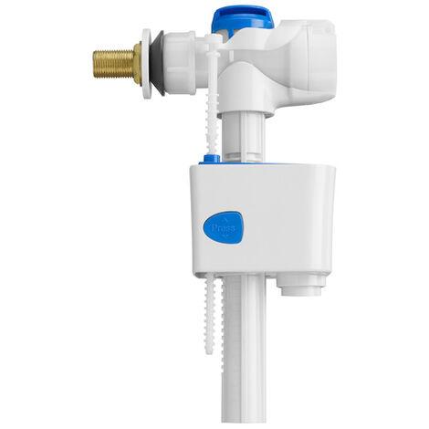 Mecanismo universal de alimentación lateral (A4l_m) con rosca metálica. Compacto y llenado rápido. - A822504300 - Roca