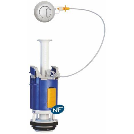 Mecanismo universal de doble flujo de 3.6L, control por cable
