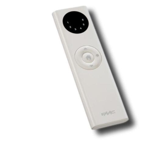 Mecanismos de mando multifunción (calefacción, iluminación, alarmas, puertas automáticas...)