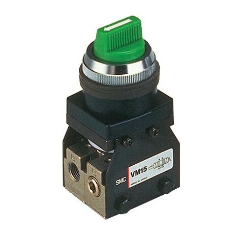 Mechanically Opertated Valves - VM100 Series