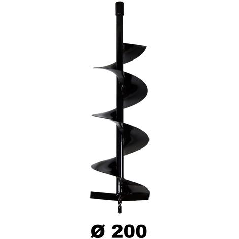 Mèche Ø 200 mm pour tarière thermique
