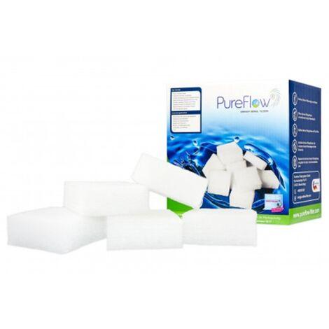 Média filtrant textile pour filtre à sable - PureFlow