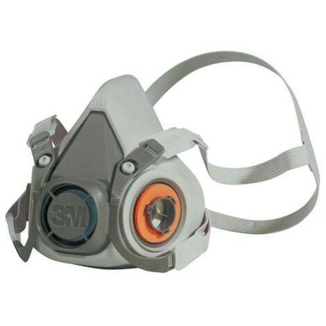 Media máscara 3M Serie 6000