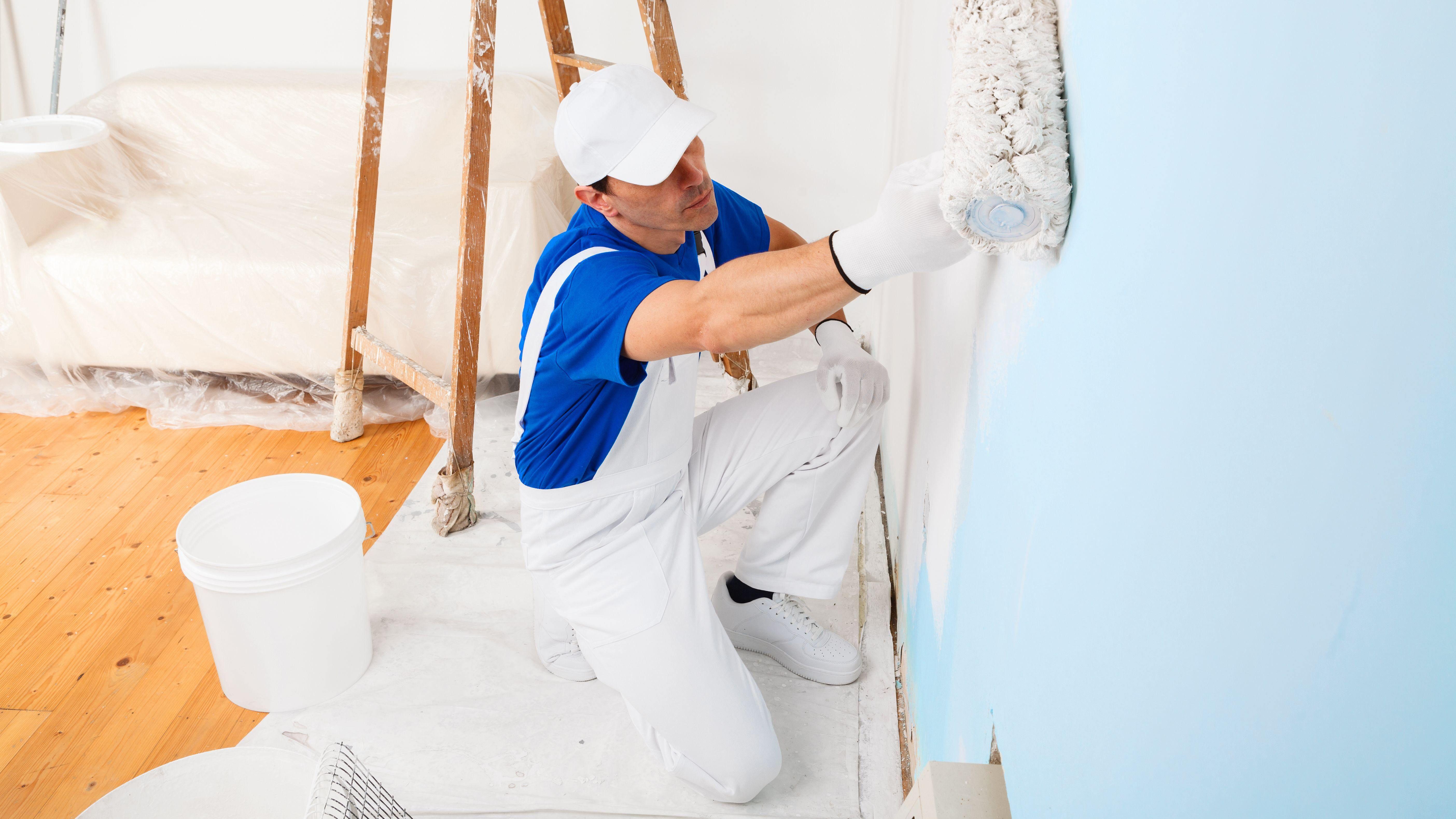 EPI du peintre :  les équipements de protection individuelle indispensables