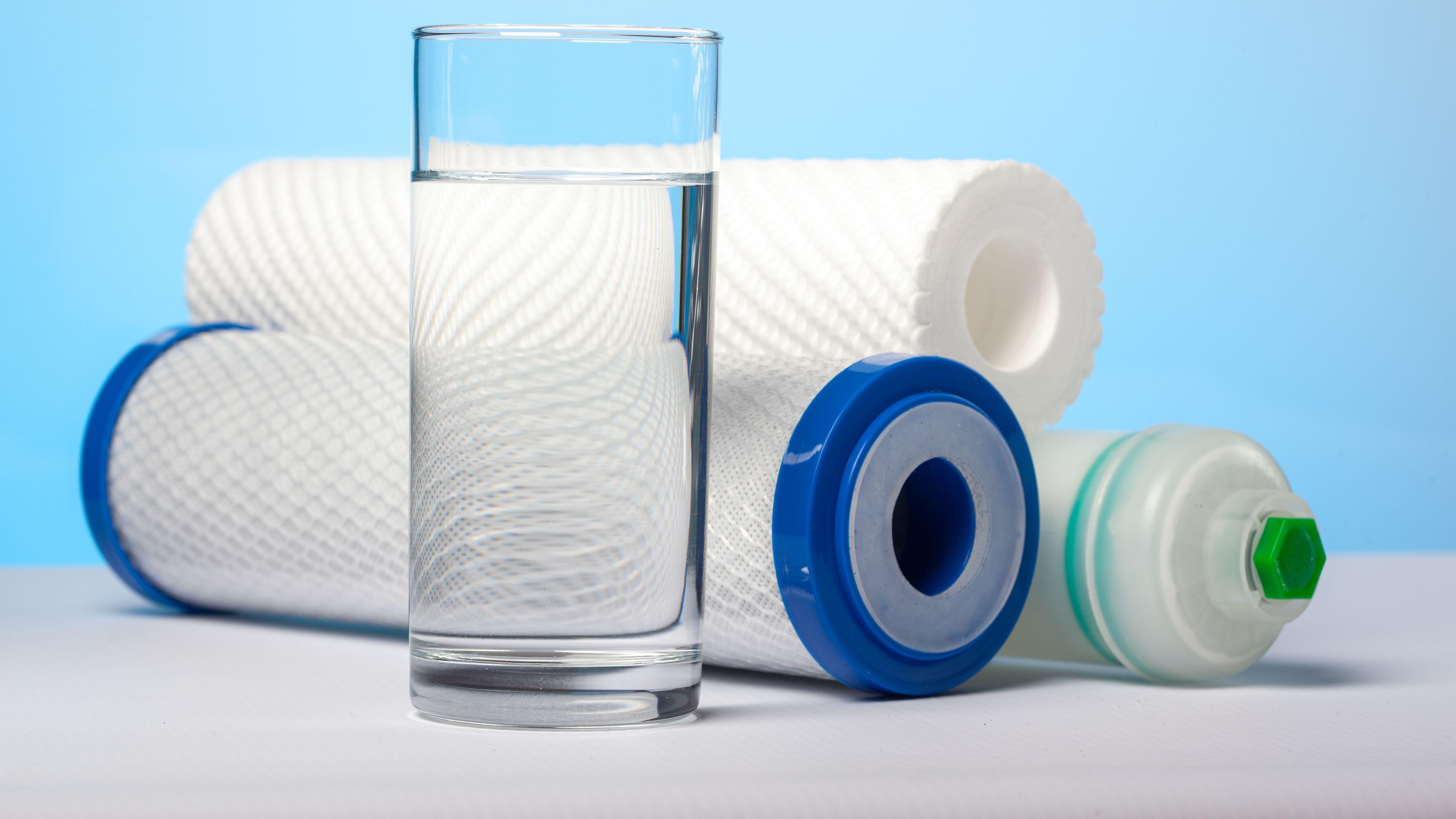 Die richtige Auswahl Ihres Wasserfiltersystems