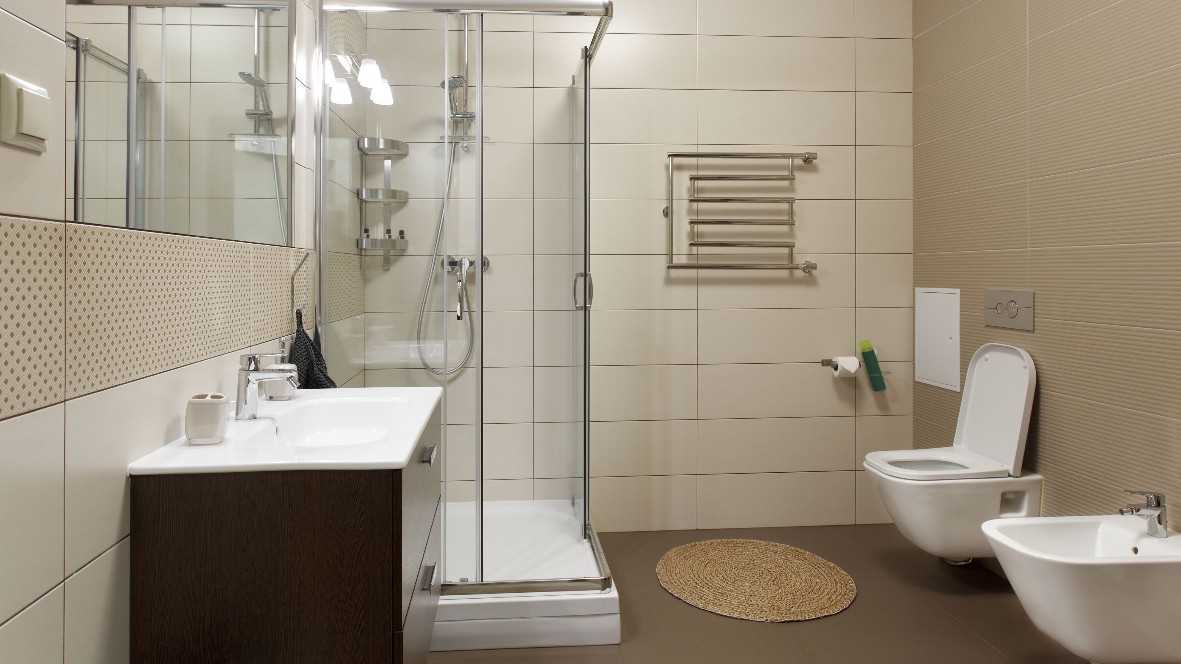 10 plans de salles de bains  de 3 m² à 10 m²