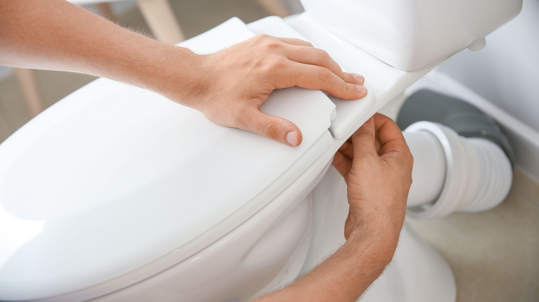 Comment installer un WC à poser