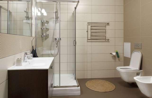 ¿Cómo distribuir cuartos de baño de 3, 4, 5 o 6 metros²?