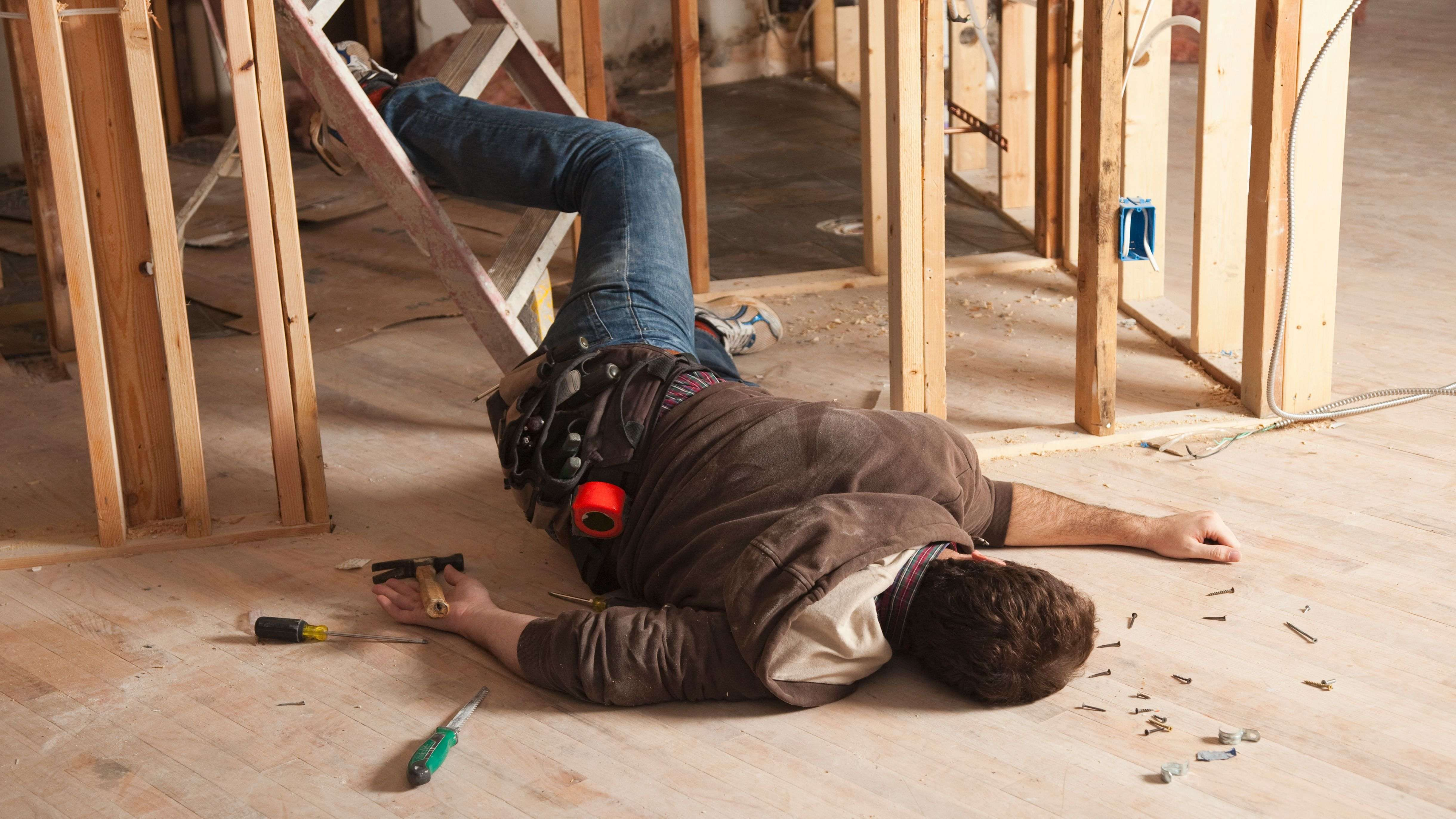 Prevenire gli incidenti  nei lavori fai-da-te