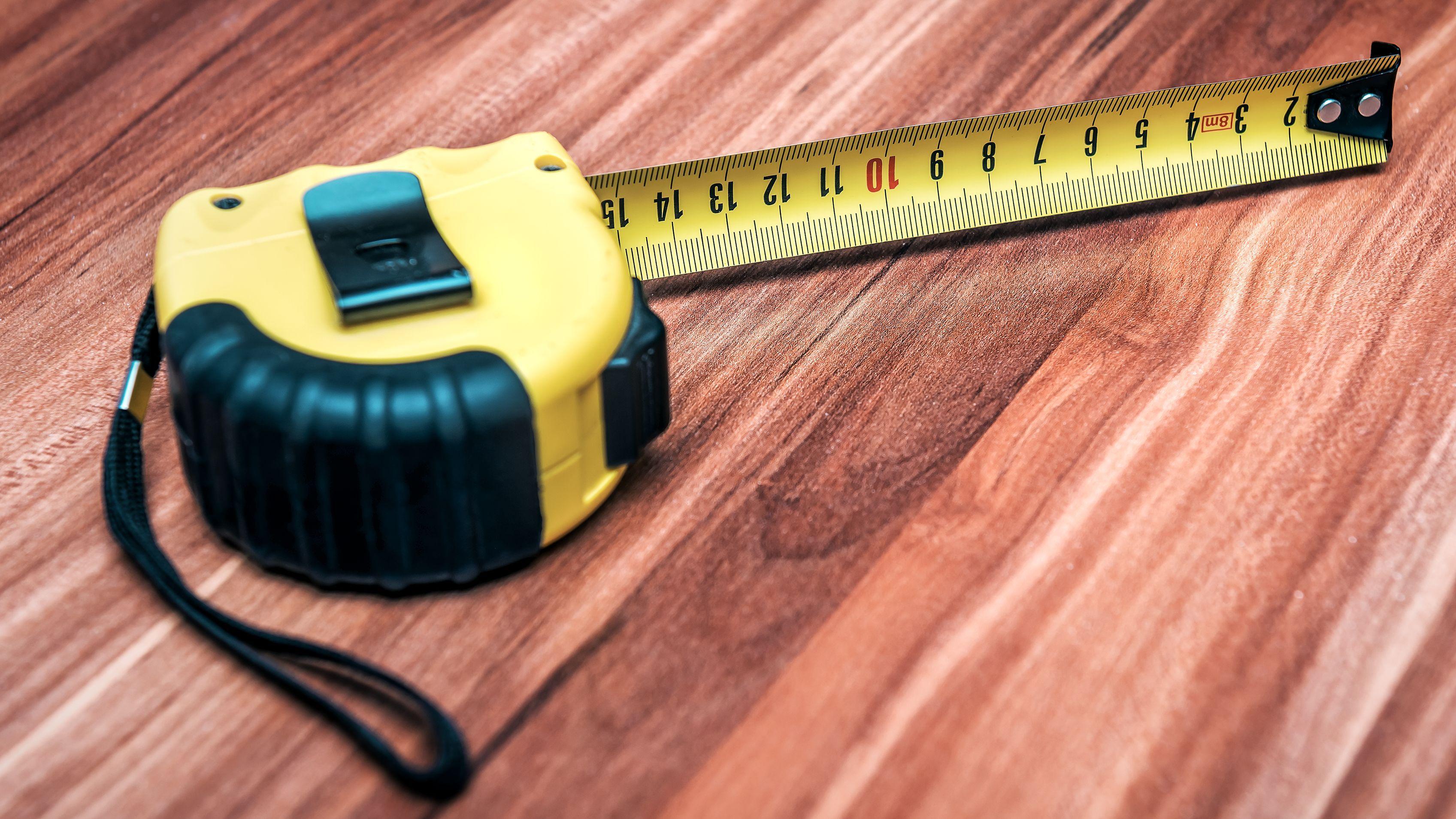 Cómo elegir un flexómetro o cinta métrica