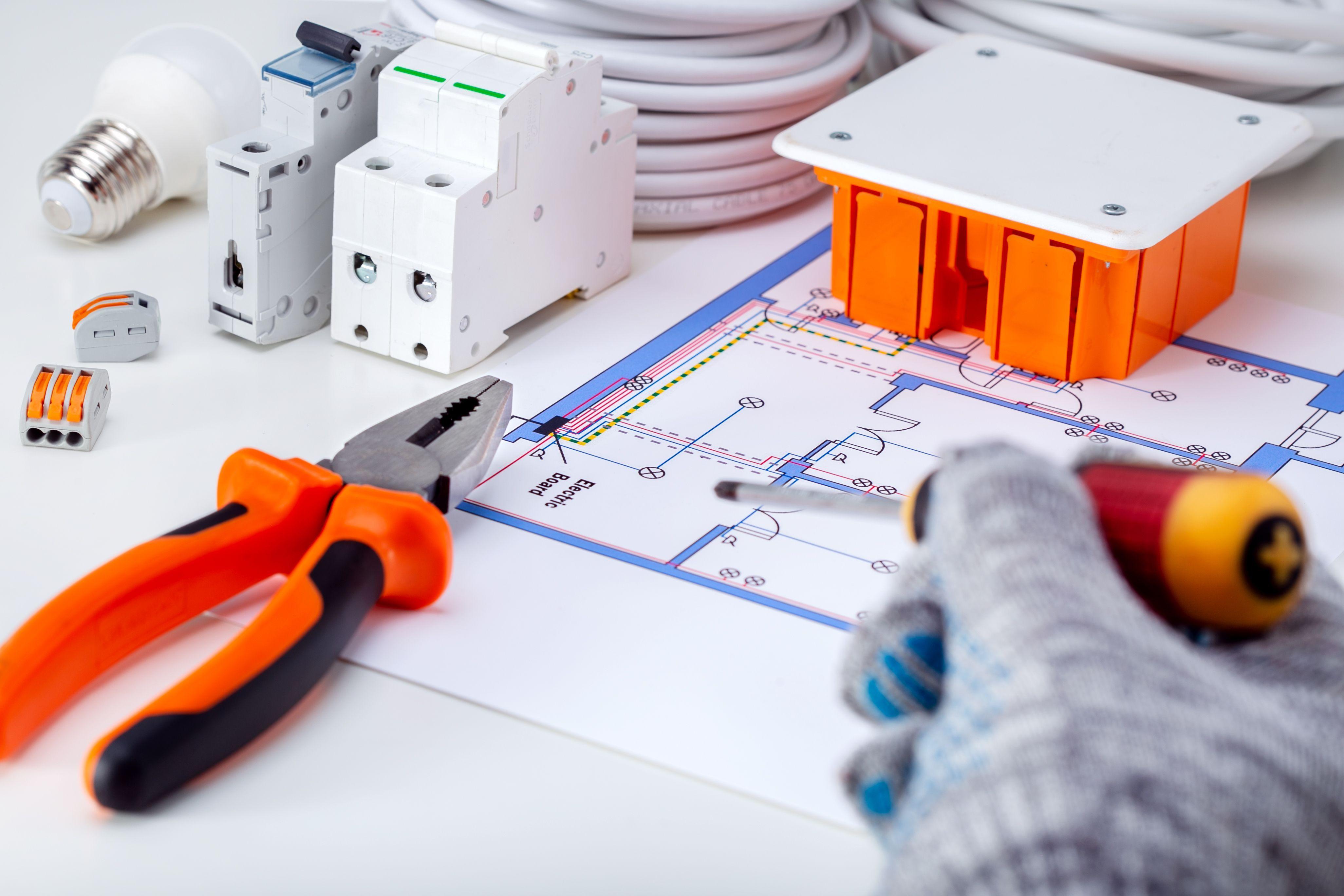 Schéma électrique du logement