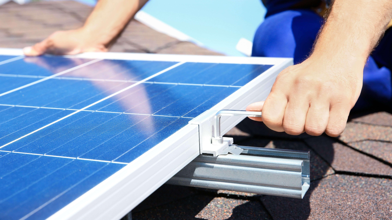 Cómo instalar un panel solar