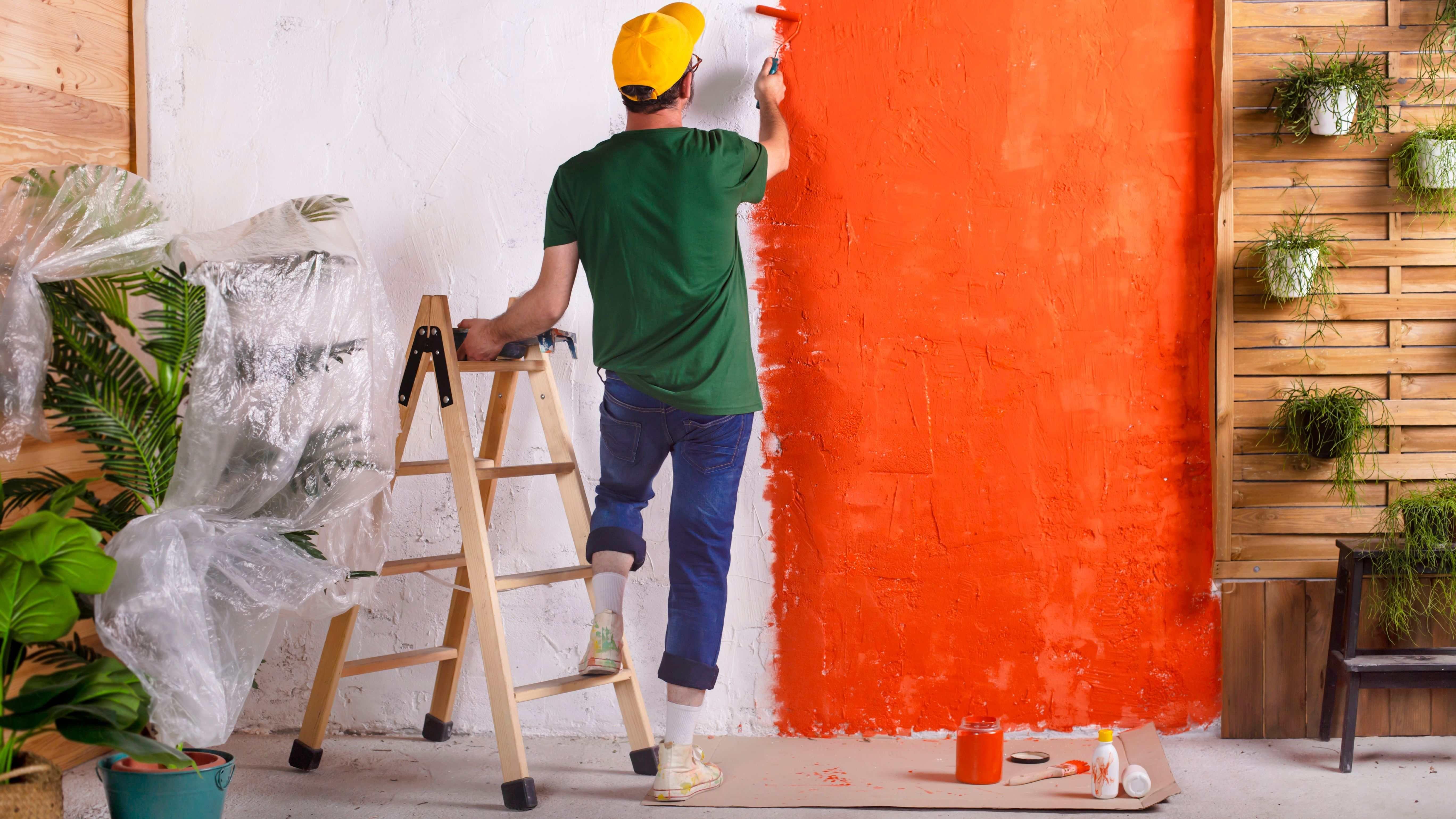 Peinture intérieure  spécifique