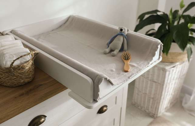 Changing table buying guide