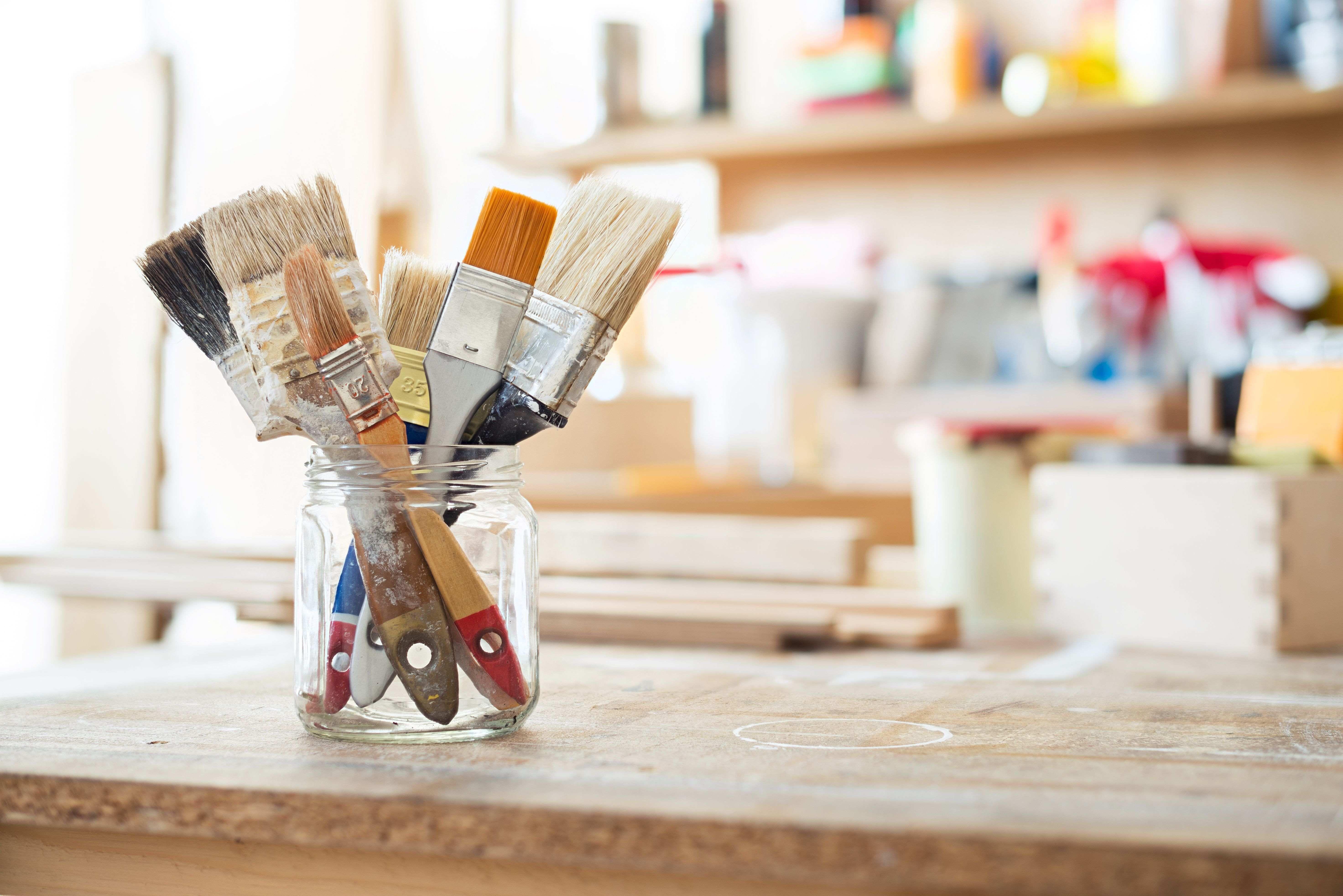 Paint brush buying guide