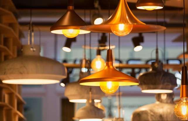 Come scegliere l'illuminazione per interni ?