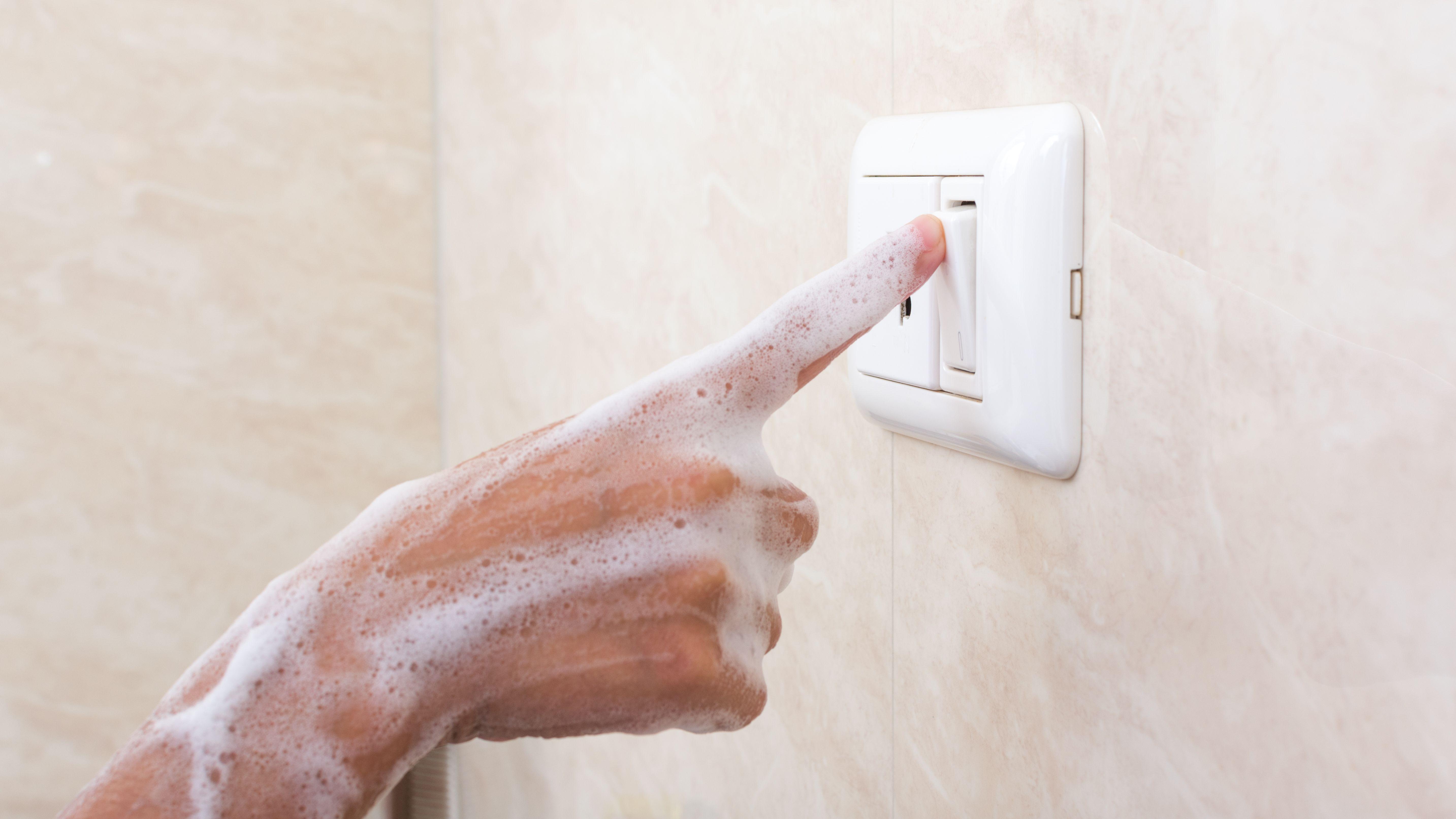 Volumes de la salle de bains  et réglementation