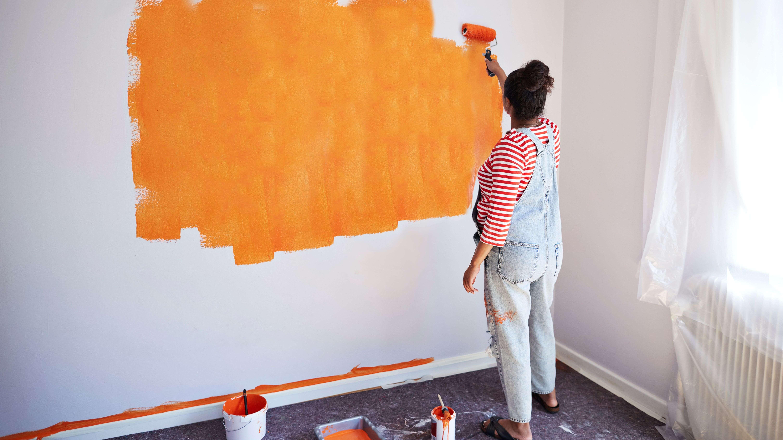 Come dipingere la cameretta del neonato