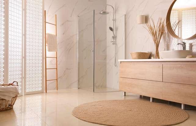 Badezimmer: Stile und Trends