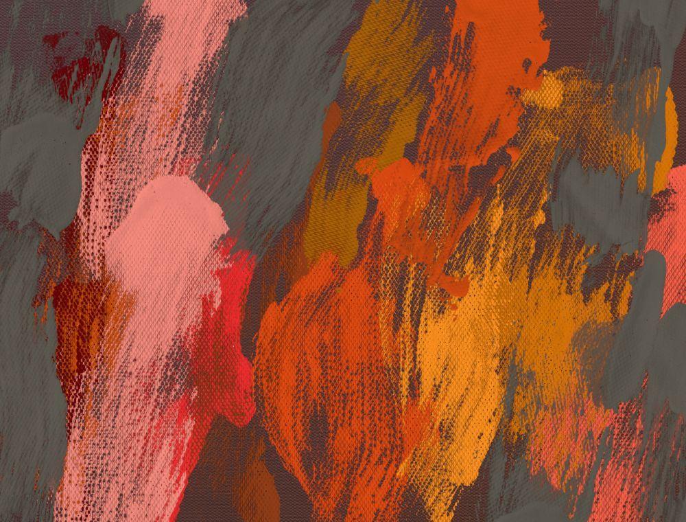 Peinture à tempera  : zoom