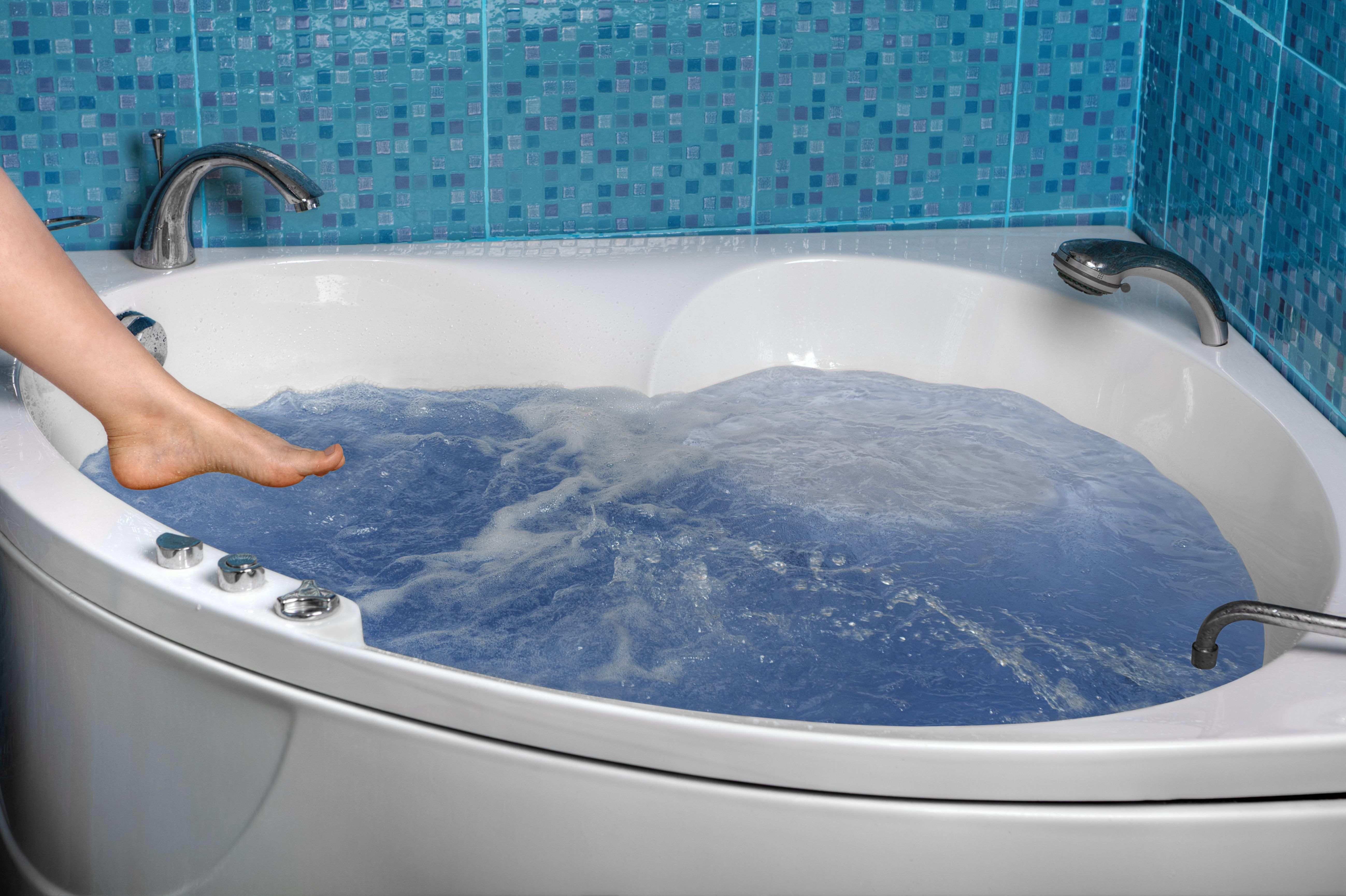 Come installare una vasca idromassaggio