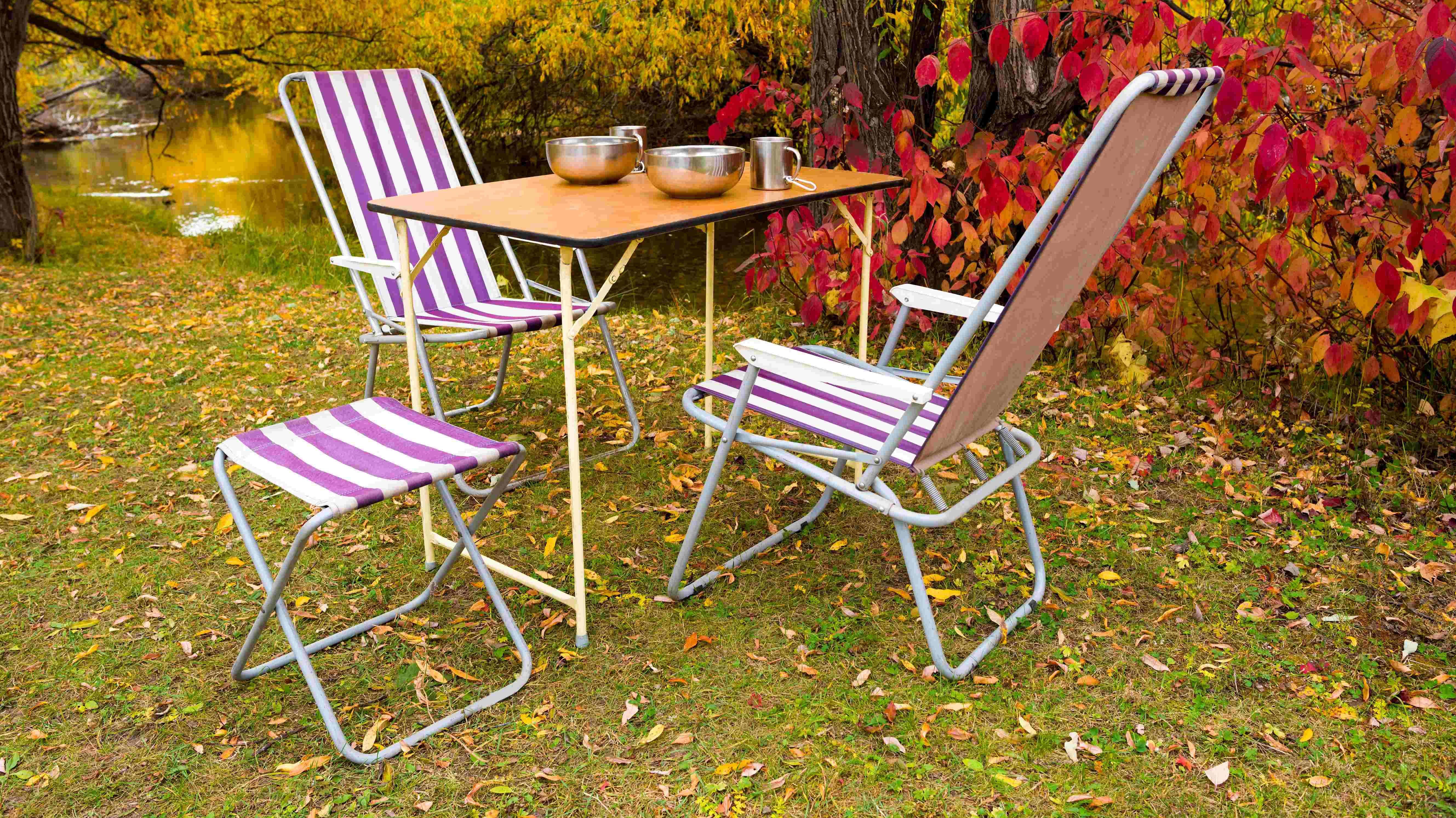 Come scegliere  il tavolo da picnic