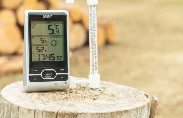 ¿Cómo elegir una estación meteorológica?