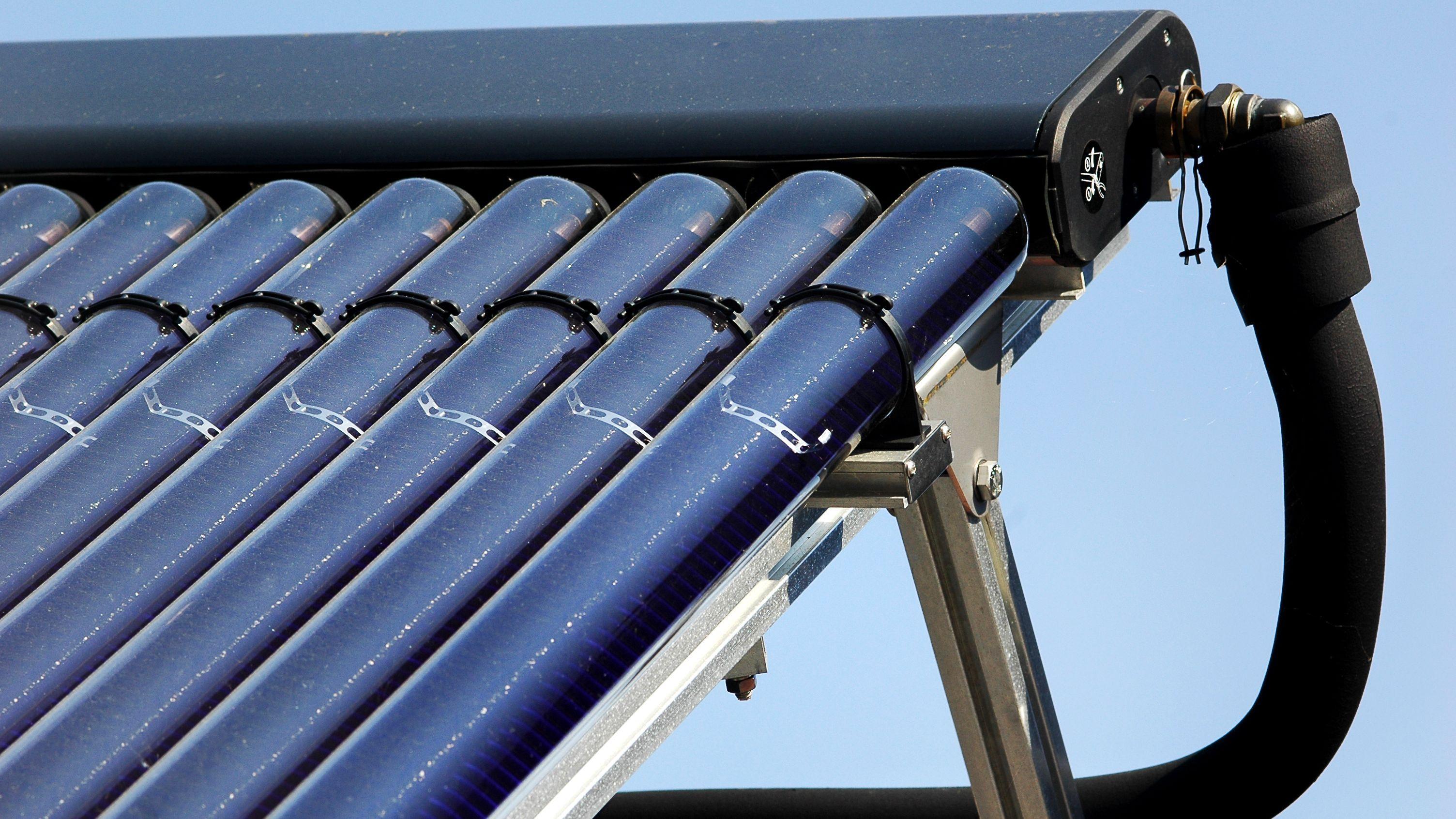 Come scegliere uno scaldabagno solare termico